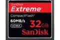 SanDisk CompactFlash Extreme 32GB UDMA (CF-kaart)