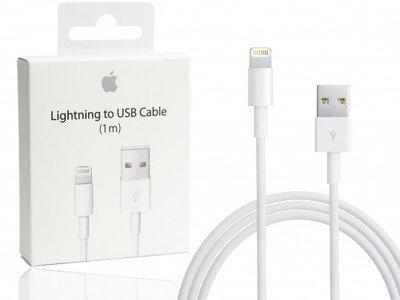 Apple Lightning-to-USB kabel (1 meter)
