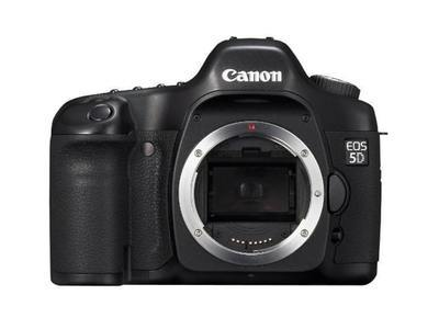Canon EOS 5D (Mark I)