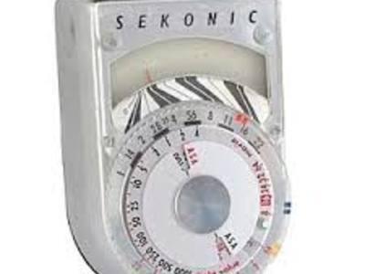 Sekonic L-8 Belichtingsmeter