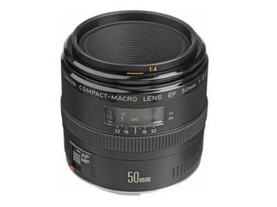 Canon EF 50mm f/2.5 Compact-Macro