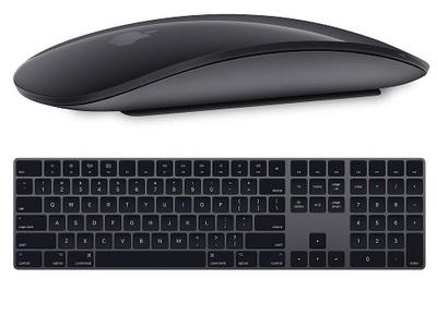 Apple Magic Keyboard met Numpad+ Magic Mouse 2 Space Gray