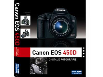 Boek: Canon EOS 450D Digitale Fotografie - Christian Haasz