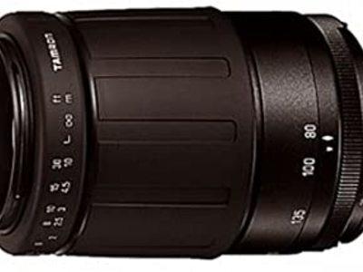 Tamron AF 80-210mm f/4.5-5.6 (voor Canon)