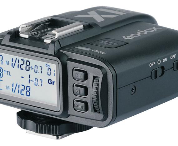 Godox TTL X1 transmitter voor Canon