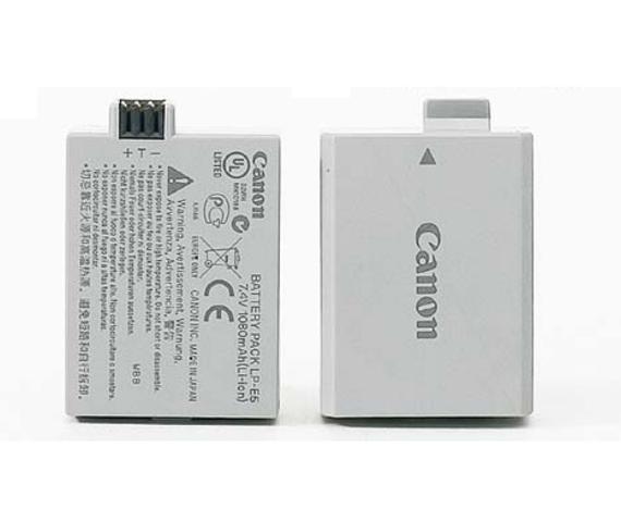 Canon LP-E5 accu