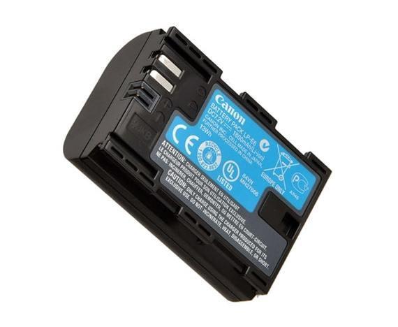Canon LP-E6N accu