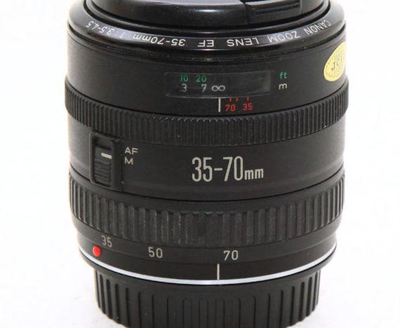 Canon EF 35-70mm f/3.5-4.5