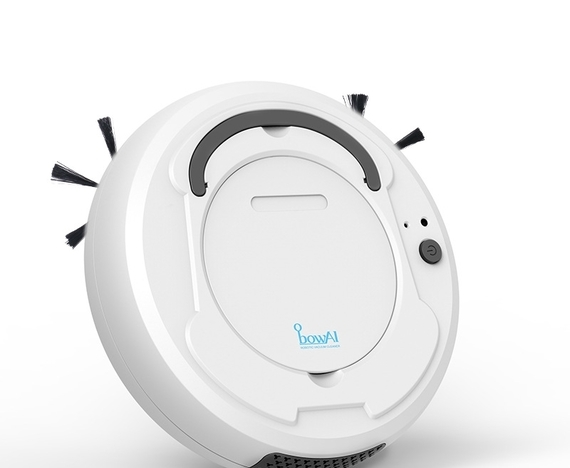 BowAI Smart Robotstofzuiger wit (NIEUW)
