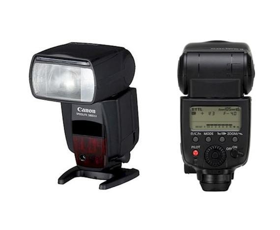 Canon Speedlite 580EX II Flitser