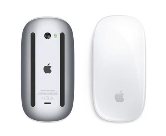 Apple Magic Keyboard met Numpad + Magic Mouse 2 Zilver