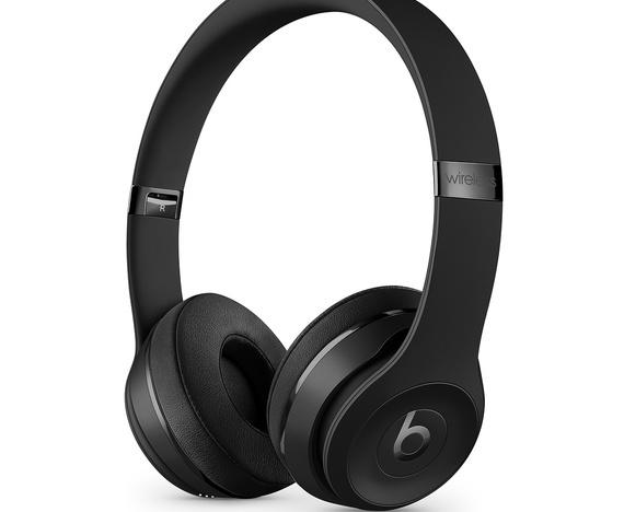 Beats Solo 3 Wireless Zwart