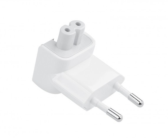 Apple EU-plug (duckhead/EU-stekker)