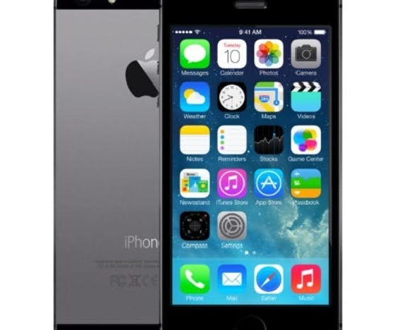 Apple iPhone 5s 16 GB Zwart