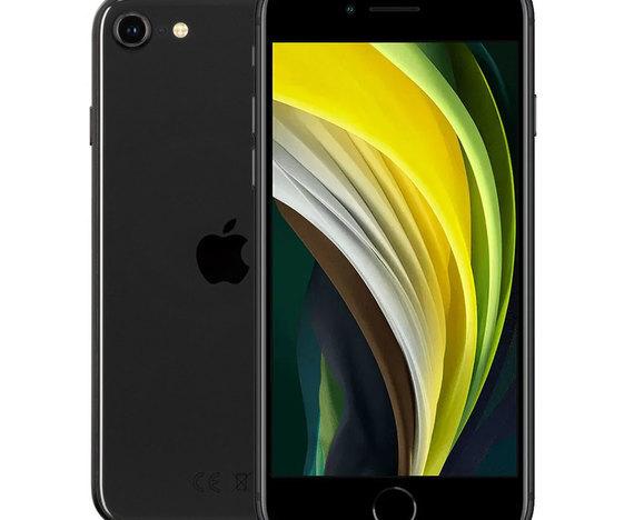 Apple iPhone SE 2020 128 GB Zwart