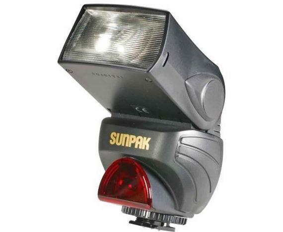 Sunpak PZ40X Flitser (voor Canon)