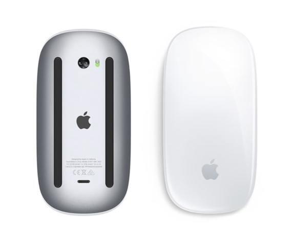 Apple Magic Mouse 2 - Zilver
