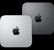 Apple Mac Mini's