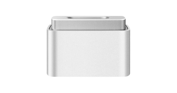 Apple MagSafe-1-naar-2 adapter
