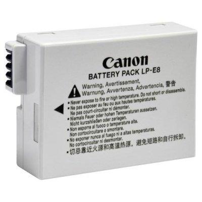 Canon LP-E8 accu