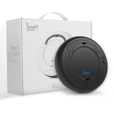 BowAI Smart Robotstofzuiger zwart(NIEUW)