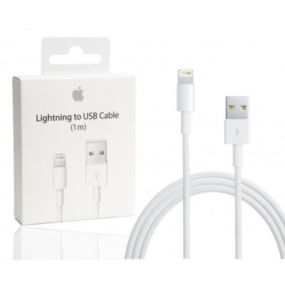 Apple Lightning-to-USB kabel (1 meter)