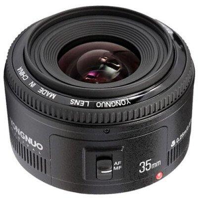 Yongnuo YN 35mm f/2 voor Canon