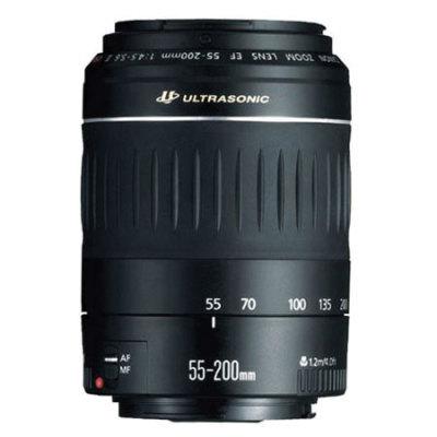Canon EF 55-200mm f/4-5.6 II USM