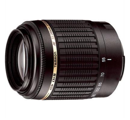 Tamron AF 55-200mm f/4-5.6 LD Di II macro (voor Canon)