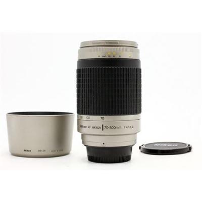 Nikon AF 70-300mm f/4-5.6 G (grijs)
