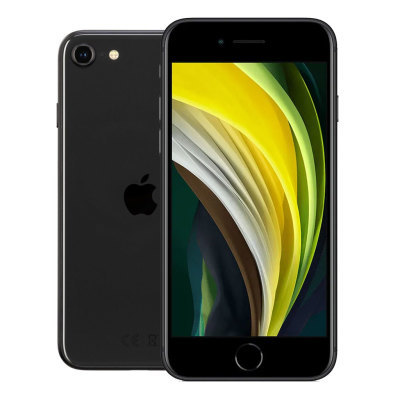 Apple iPhone SE 2020 128 GB Zwart