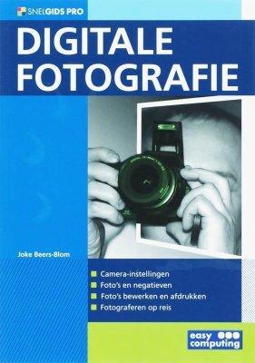 Boek: Digitale Fotografie - Joke Beers-Blom