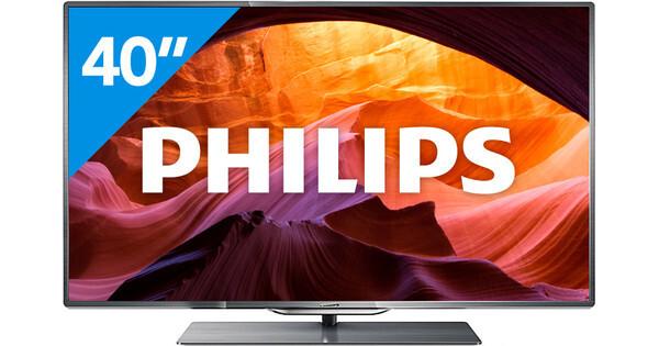 Philips 40PFL8007K LED Full-HD 3D Smart TV met Ambi-Light