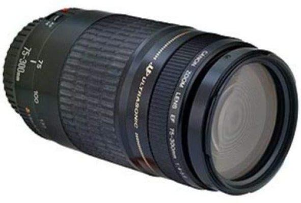 Canon EF 75-300mm f/4-5.6 USM