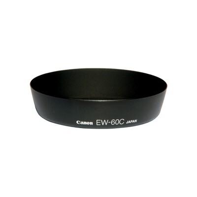 Canon EW-60C zonnekap voor Canon EF-S 18-55mm