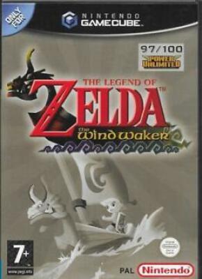 Zelda - The Windwaker (NGC)