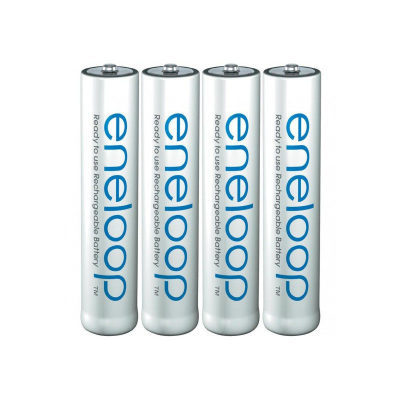 Panasonic Eneloop AA Oplaadbare Batterijen 1900mAh (4 stuks)