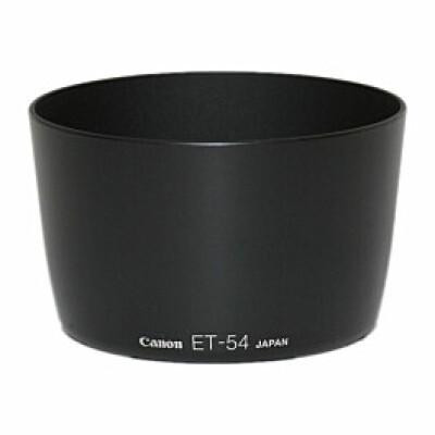 Canon ET-54 zonnekap voor Canon EF 55-200mm f/4.5-5.6 II USM